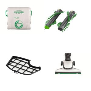 Stofzakken, filters en onderdelen