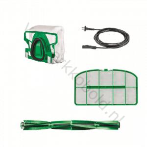 VK200 onderdelen en zakken